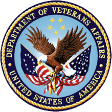 Department of veteran seal